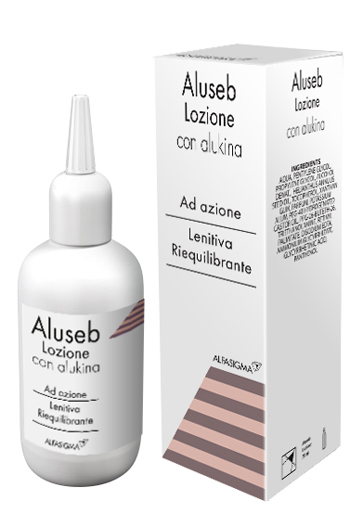 ALUSEB LOZIONE FLACONE 75 ML - farmaventura.it