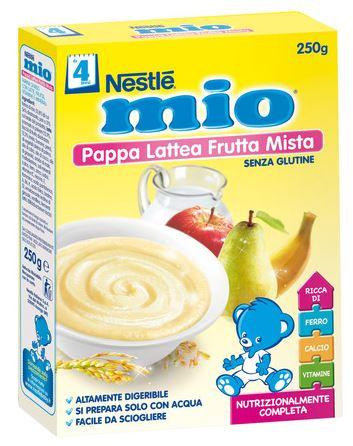 NESTLE' MIO PAPPA LATTEA FRUTTA MISTA - Farmaciacarpediem.it