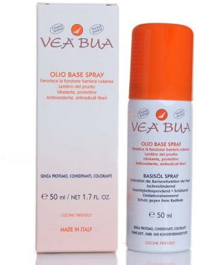 VEA BUA SPRAY OLIO BASE 50 ML - Farmastop