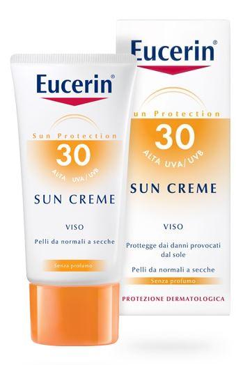 EUCERIN SUN VISO CREMA FP30 - Farmagolden.it