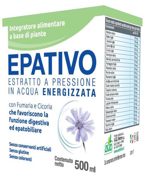 EPATIVO 500 ML - Farmalke.it