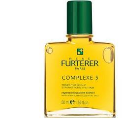 RENE' FURTERER COMPLEXE 5 CONCENTRATO VEGETALE RIGENERANTE 50 ML - Farmajoy