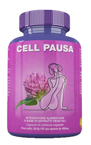 CELL PAUSA 60 CAPSULE - Farmaseller