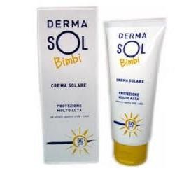 DERMASOL BAMBINI CREMA SOLARE SPF 50+ - Arcafarma.it
