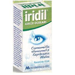 IRIDIL GOCCE OCULARI 10 ML - La farmacia digitale