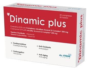 DINAMIC PLUS 30 COMPRESSE - Farmapage.it