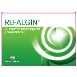 REFALGIN 20 COMPRESSE FILMATE DEGLUTIBILI - Turbofarma.it
