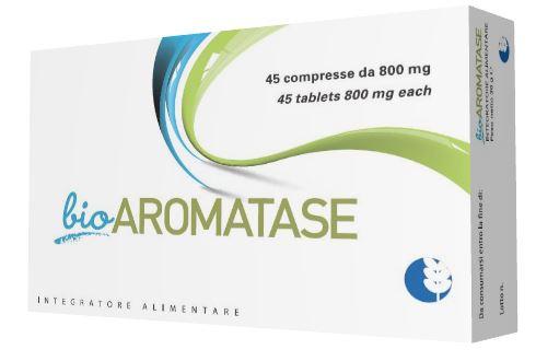 BIOAROMATASE 45 COMPRESSE 800 MG - Farmacia Castel del Monte