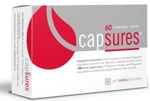 CAPSURES 60 COMPRESSE - Nowfarma.it