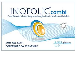 INOFOLIC COMBI 20 CAPSULE - Farmafamily.it