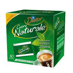 DIETOR CUORE NATURALE 30 BUSTINE - Farmacia Centrale Dr. Monteleone Adriano