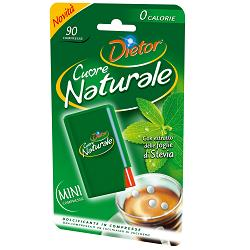 DIETOR CUORE NATURALE 90 COMPRESSE - Farmafamily.it