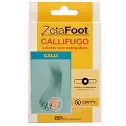 ZETAFOOTING CEROTTO CALLIFUGO 6 PEZZI - Farmacia Massaro