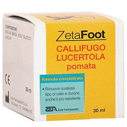ZETAFOOTING CALLIFUGO LUCERTOLA 30 ML - Farmafamily.it