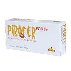 PIROFER FORTE 30 COMPRESSE - Parafarmacia Tranchina