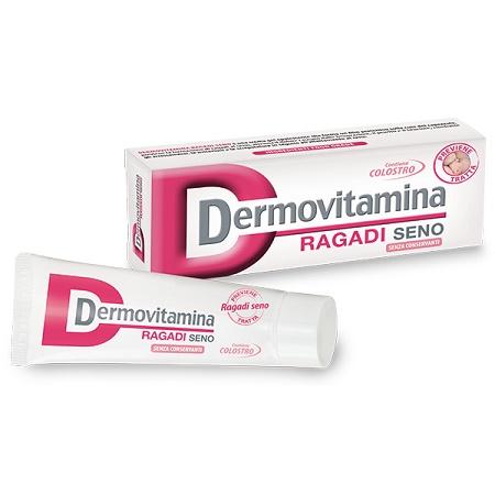 DERMOVITAMINA RAGADI SENO POMATA 30 ML - Zfarmacia