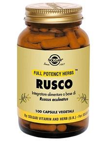 RUSCO 100 CAPSULE VEGETALI - Farmacia Castel del Monte
