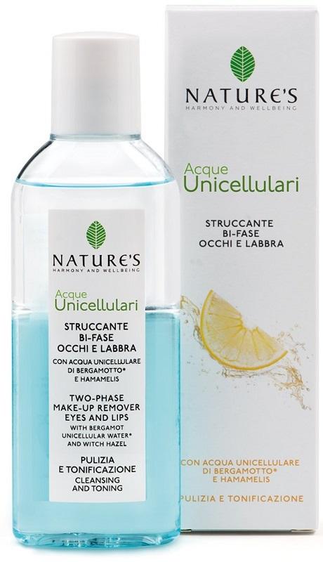 ACQUE UNICELL STRUCCANTE BIFASICO OCCHI/LABBRA 125 ML - Farmagolden.it