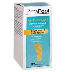 ZETAFOOTING POLVERE ANTIODORE 75 G - La farmacia digitale