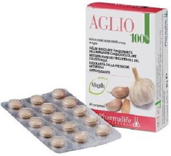 AGLIO 100% 60CPR - Nowfarma.it