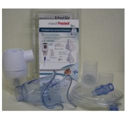 KIT NEBULIZZAZIONE ADARTAIR A3 COMPLETE MEDIPRESTERIL - Farmabellezza.it