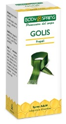 Body Spring Golis Spray Adulti 25ml - Sempredisponibile.it