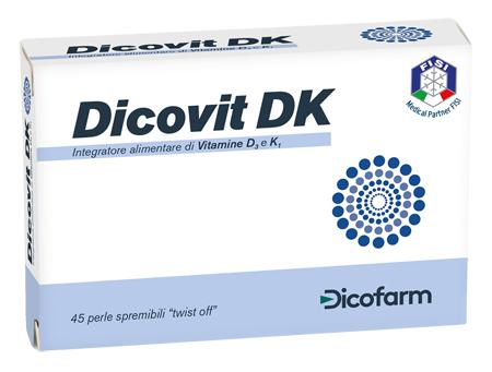 DICOVIT DK 45 PERLE - latuafarmaciaonline.it