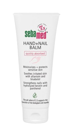 SEBAMED CREMA MANI UNGHIE 75 ML TP - Farmajoy