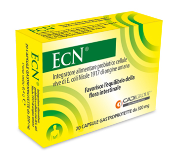 ECN 20 CAPSULE GASTROPROTETTE - Farmaciapacini.it