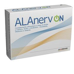 ALANERV ON 20 CAPSULE SOFTGEL - Zfarmacia