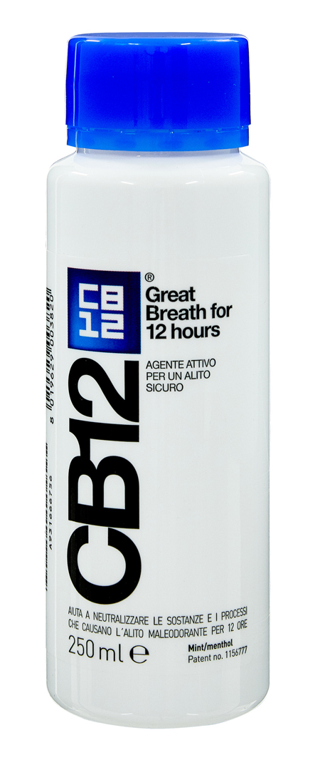 CB12 TRATTAMENTO ALITOSI 250 ML - La farmacia digitale