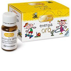 BUONA ENERGIA ORO 10 FLACONCINI DA 10 ML - Speedyfarma.it