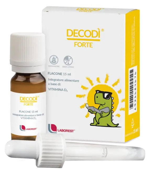 DECODI FORTE 15 ML - Farmastop