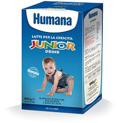 HUMANA JUNIOR DRINK 800 GRAMMI - Carafarmacia.it