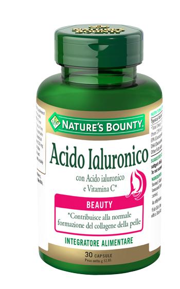 ACIDO IALURONICO 30 CAPSULE - Farmaciacarpediem.it