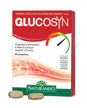 GLUCOSYN 30 COMPRESSE - Farmalke.it