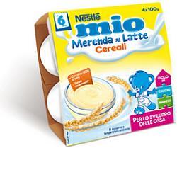 MIO MERENDA CEREALI 4 X 100 G - Farmaseller