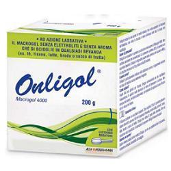 ONLIGOL 200 G CON CUCCHIAINO DOSATORE - Farmacia Basso