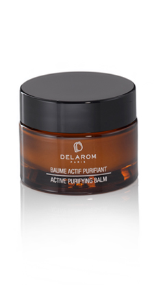 DELAROM BAUME ACTIF PURIFIANT 30 ML - Farmajoy