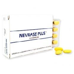 NEVRASE PLUS 30 COMPRESSE 27 G - Nowfarma.it