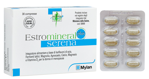 ESTROMINERAL SERENA PLUS 30 COMPRESSE - Farmafamily.it