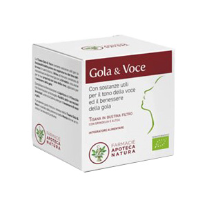 GOLA & VOCE TISANA 10 BUSTINE 18 G - La farmacia digitale