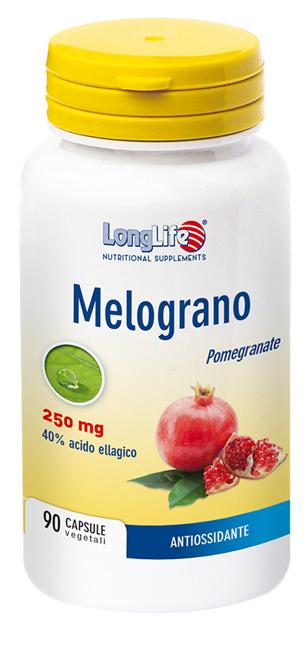 LONGLIFE MELOGRANO 40% 90 CAPSULE VEGETALI - DrStebe