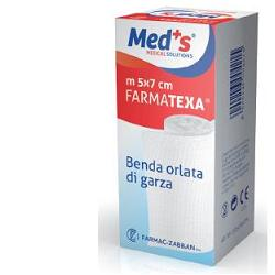 MEDS BENDA ORLATA 12/8 10X500 CM 1 PEZZO - Farmia.it