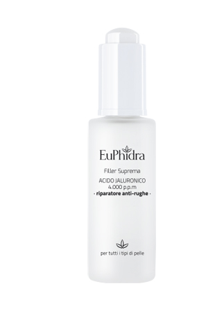 EUPHIDRA FILLER SUPREMA GOCCE 30 ML - farmaventura.it
