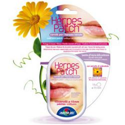 MASTER-AID HERPES PATCH 15 PEZZI - Farmaunclick.it