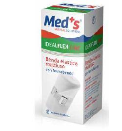 BENDA ELASTICA MEDS COTONE NYLON 10X450 CM - Farmastop
