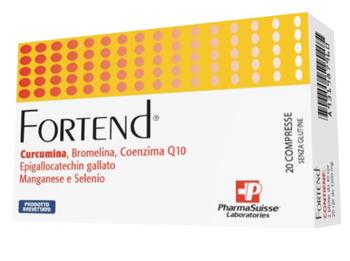 FORTEND 20 COMPRESSE - Farmacia Castel del Monte