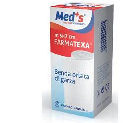 BENDA MEDS FARMATEXA AURICOLARE ORLATA 12/8 CM2X5M - Farmapage.it