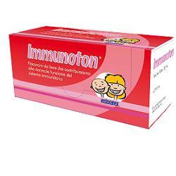 IMMUNOTON 10 FLACONCINI DA 15 ML - Farmapass